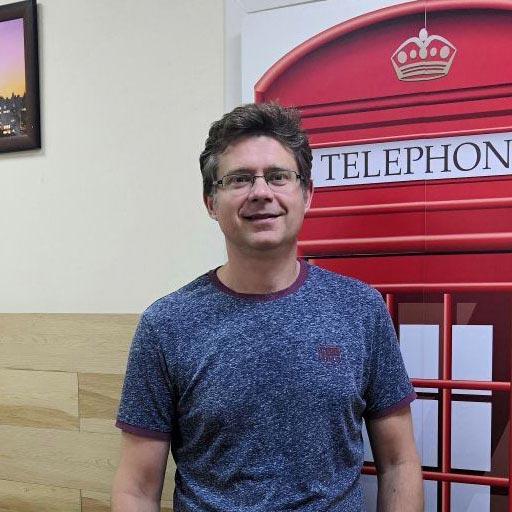 Александр ВладимировичПреподаватель английскогоязыка