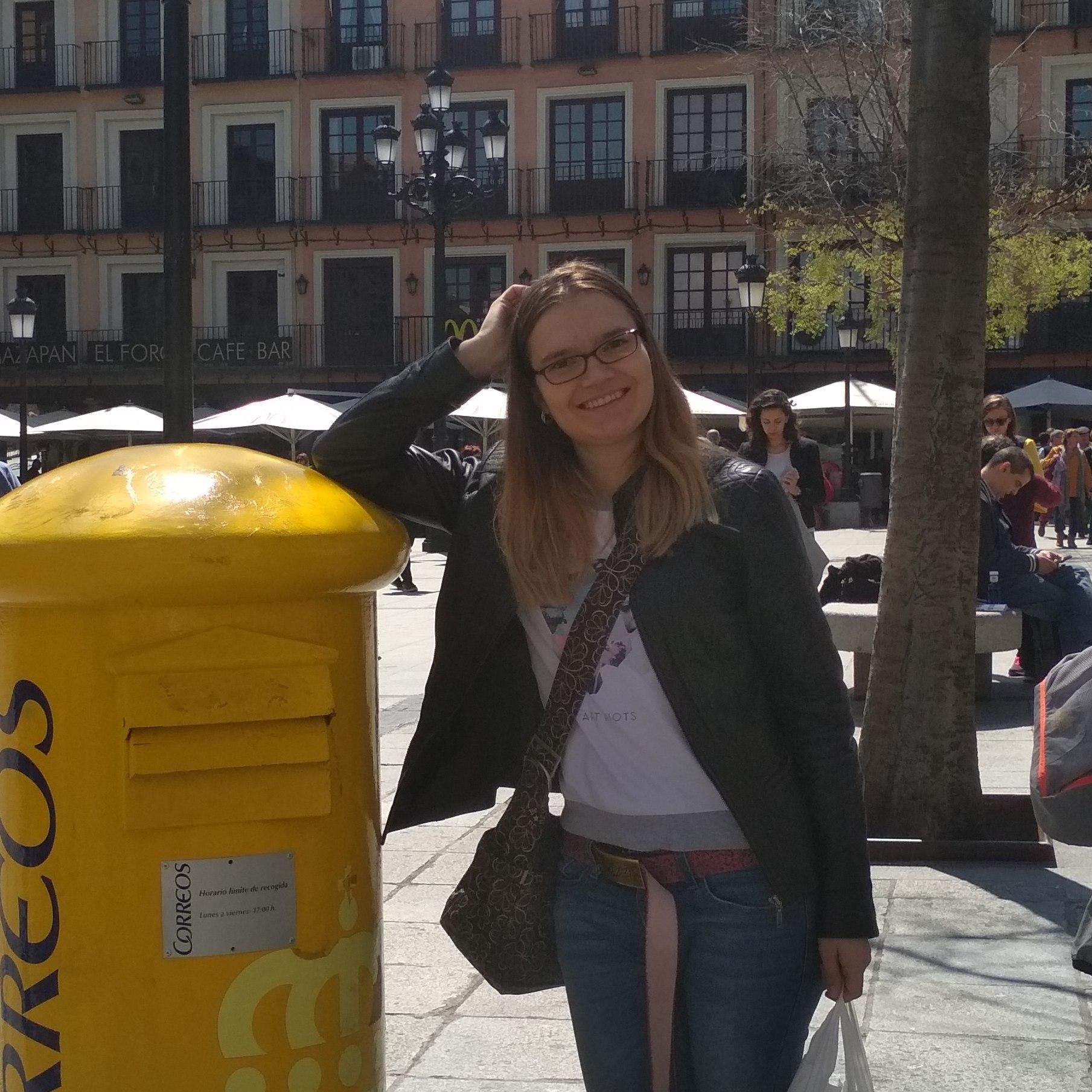 Екатерина АлександровнаПреподаватель испанского языка