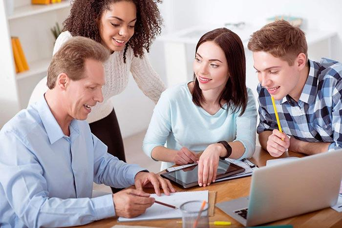 Корпоративное изучение иностранного языка