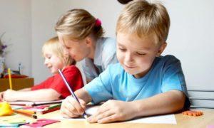 Иностранные языки для дошкольников
