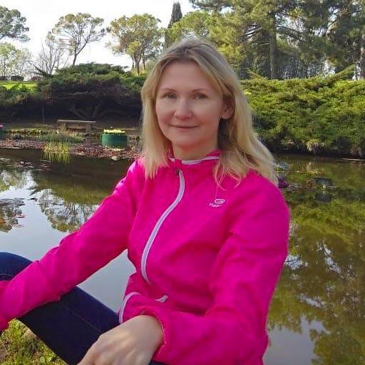 Марина ИвановнаПреподаватель английского и французского языков